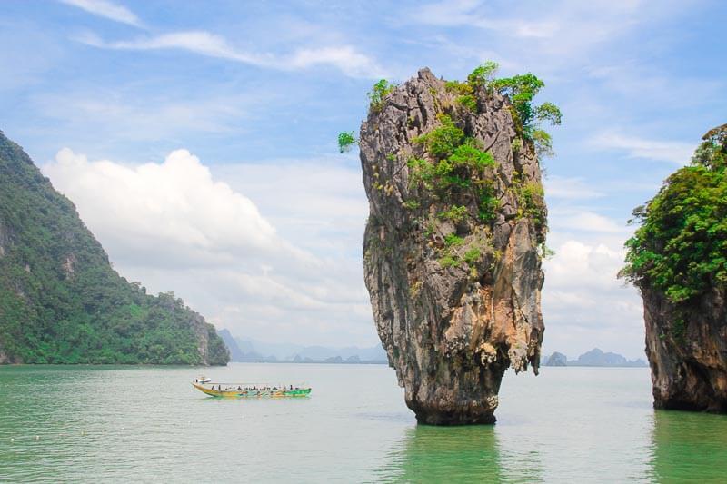 James Bond Island and Phang Nga Bay Tour from Phuket - james bond island khao phing kan