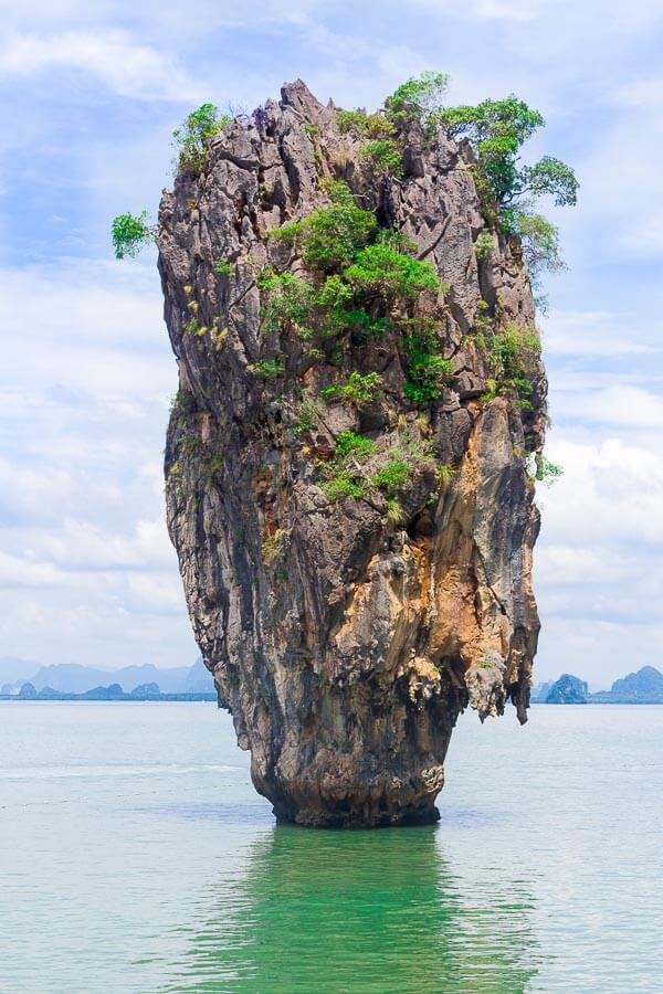 James Bond Island and Phang Nga Bay Tour from Phuket - james bond island ko ta pu
