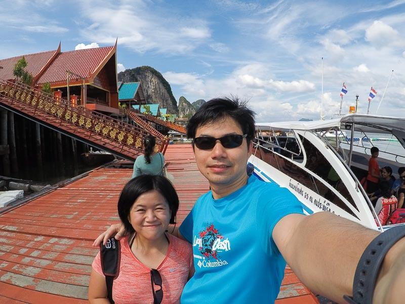 James Bond Island and Phang Nga Bay Tour from Phuket - panyee village lunch