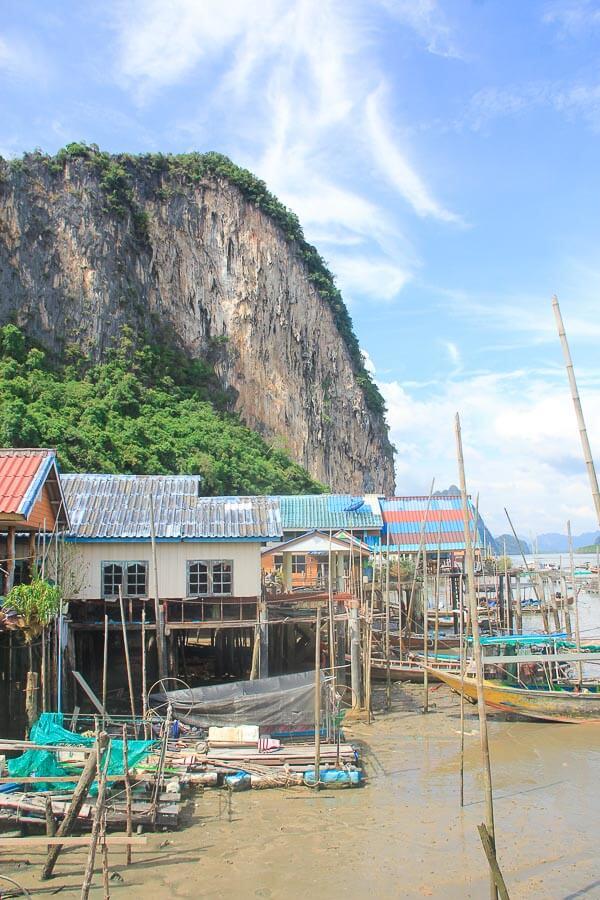James Bond Island and Phang Nga Bay Tour from Phuket - panyee village