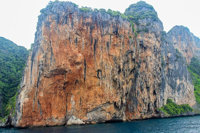Visiting Phi Phi Island from Phuke Without a Tour - sightseeing