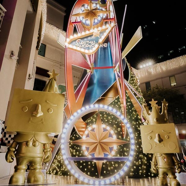 Christmas Decorations Store In Singapore: Where To See Christmas Decorations In Singapore 2018