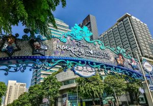 Where to See Christmas Decorations in Singapore 2018