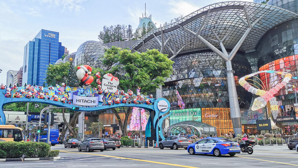 How to Spend Christmas in Singapore 2019