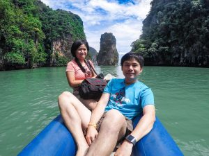 Visiting James Bond Island and Phang Nga Bay on a Day Tour from Phuket