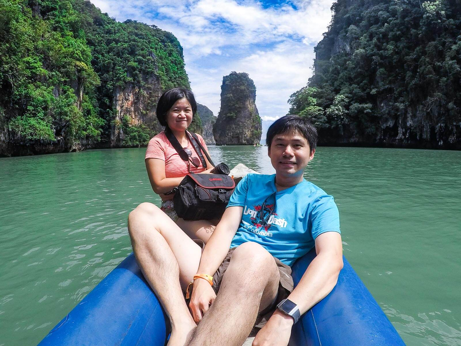 James Bond Island and Phang Nga Bay Tour from Phuket
