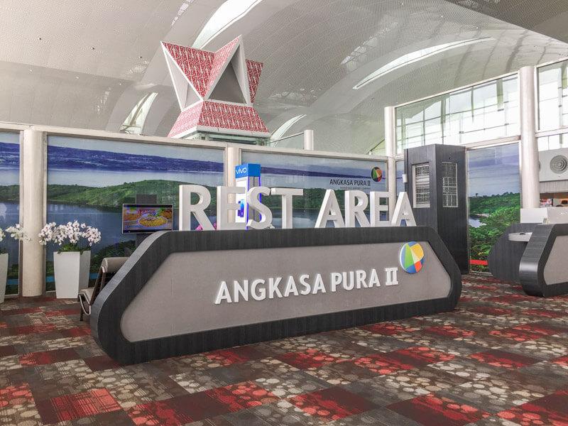 Kualanamu Medan Airport - Rest Area