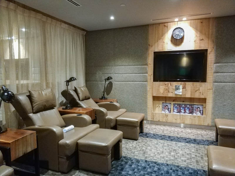pa inside Wellness Spa by Plaza Premium Lounge, KLIA2