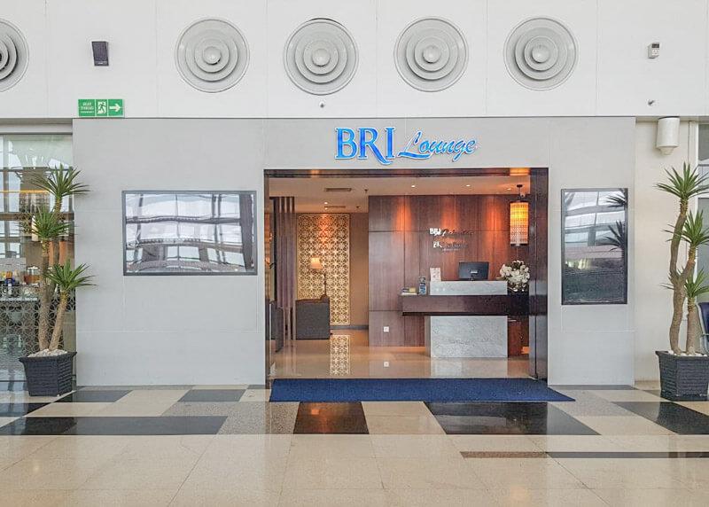 Kualanamu Medan Airport - BRI Lounge