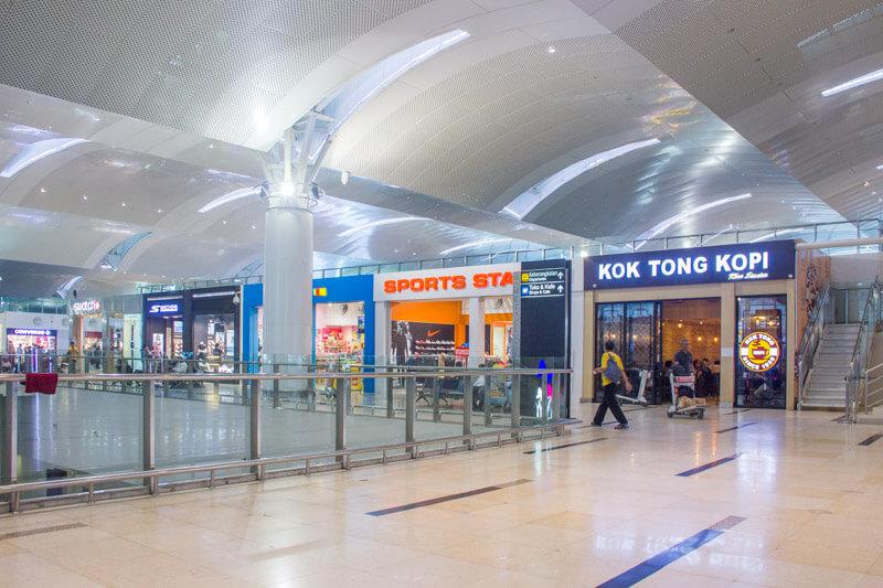 Kualanamu Medan Airport Food - Kok Tong Kopi