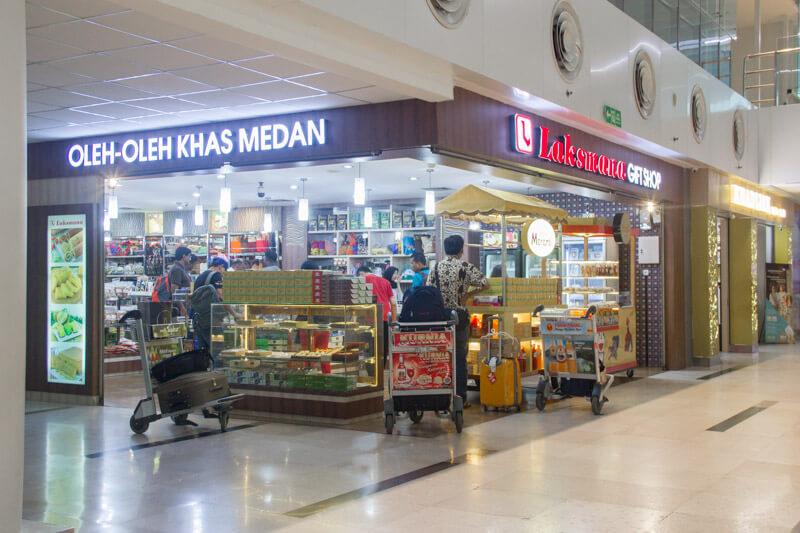 Kualanamu Medan Airport Food - Laksmana