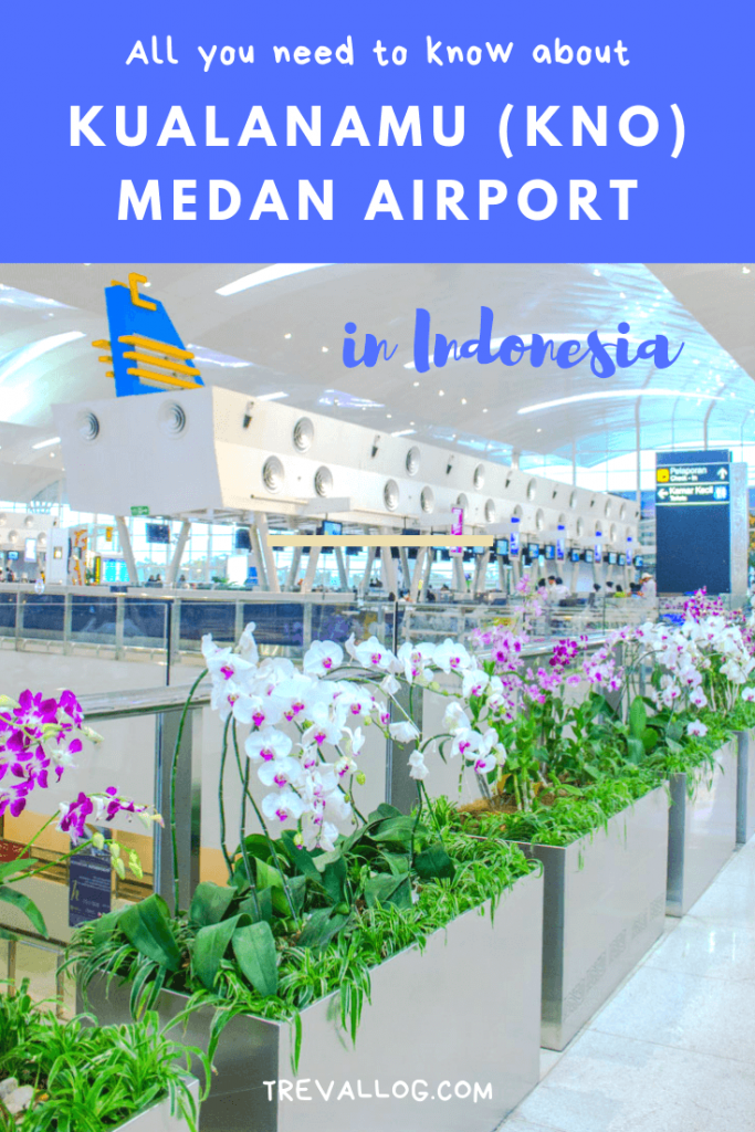 All You Need to Know About Kualanamu International Airport (KNO) in Medan, Indonesia