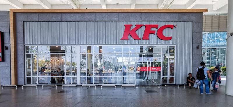KFC at Kualanamu airport