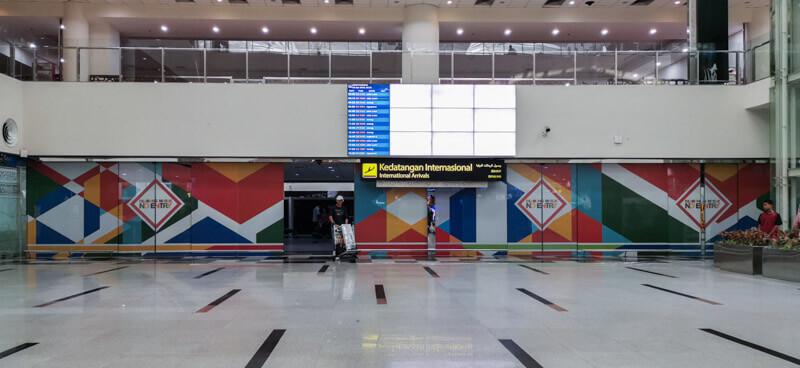 Kualanamu Arrival Hall