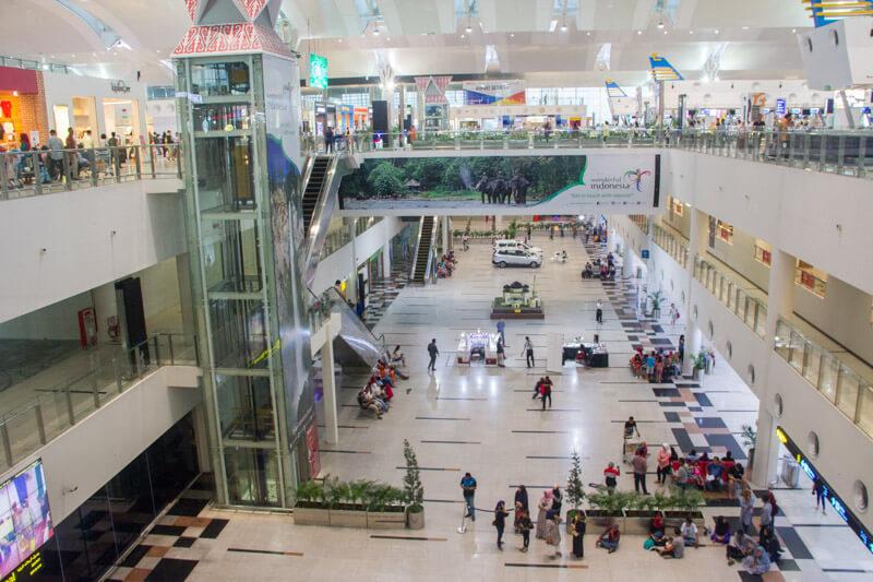 Kualanamu Medan Airport