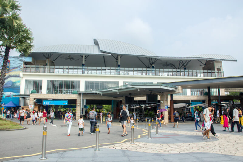Sentosa Beach Station