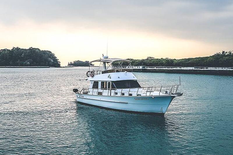 Sentosa Island things to do - yachtcruisesg