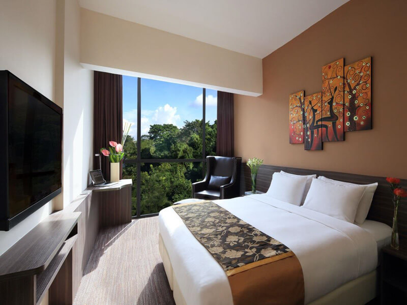 Staying near Sentosa - Bay Hotel Singapore