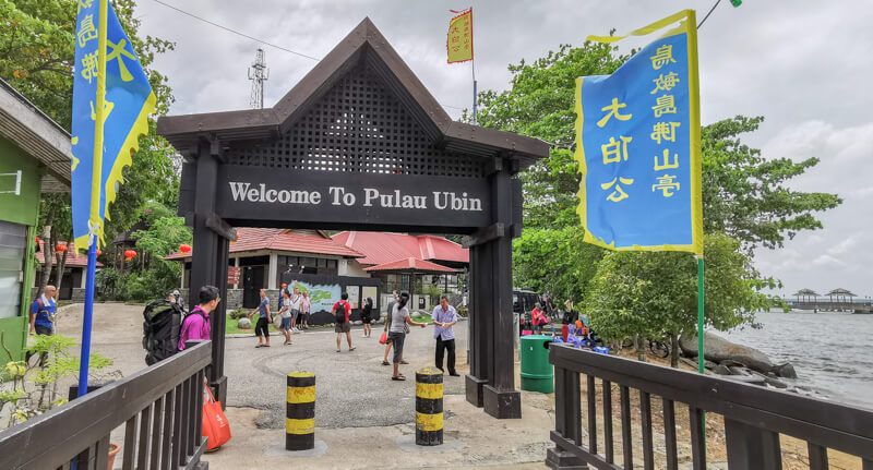 The Complete Guide For Exploring Pulau Ubin Singapore Trevallog