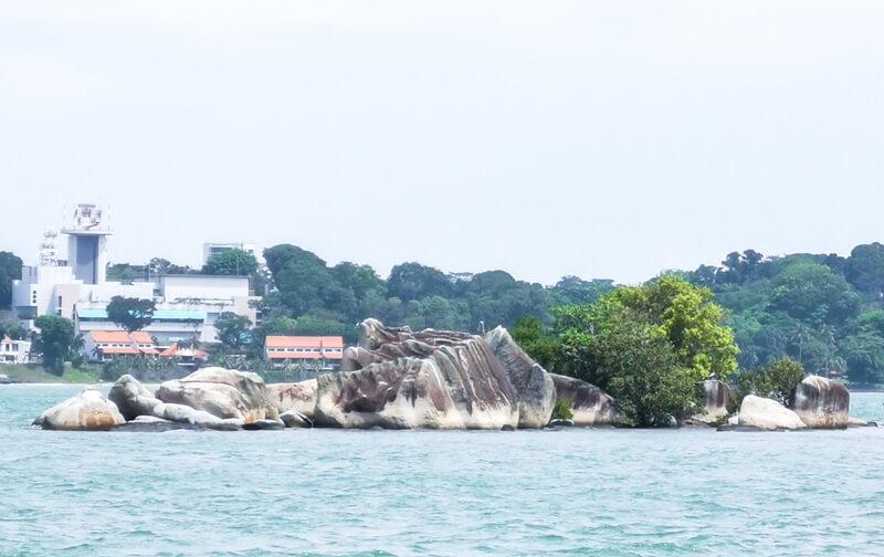 Chek Jawa, Pulau Sekudu