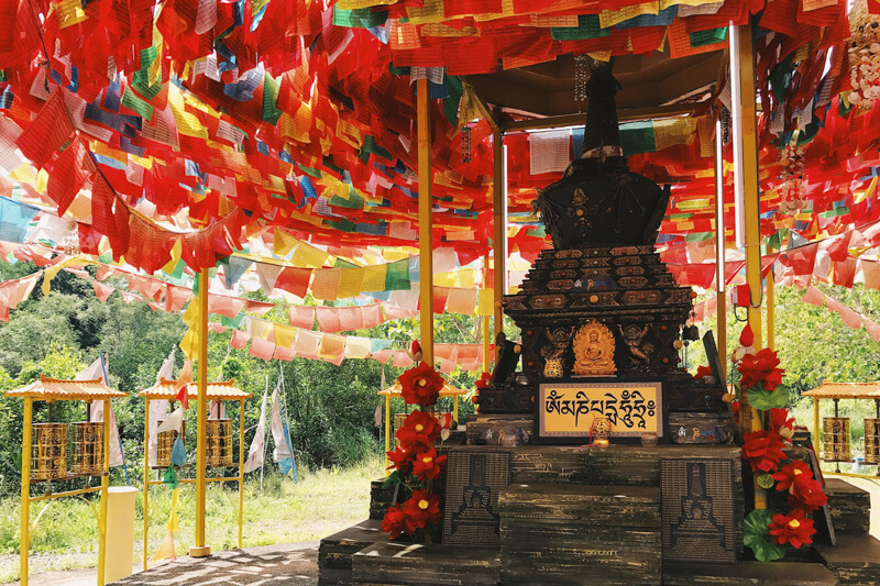 Wei Tuo Fa Gong Temple