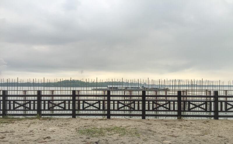 Pulau Ubin Camping - Mamam