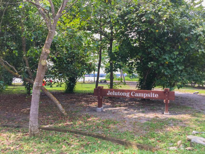 Pulau Ubin Camping