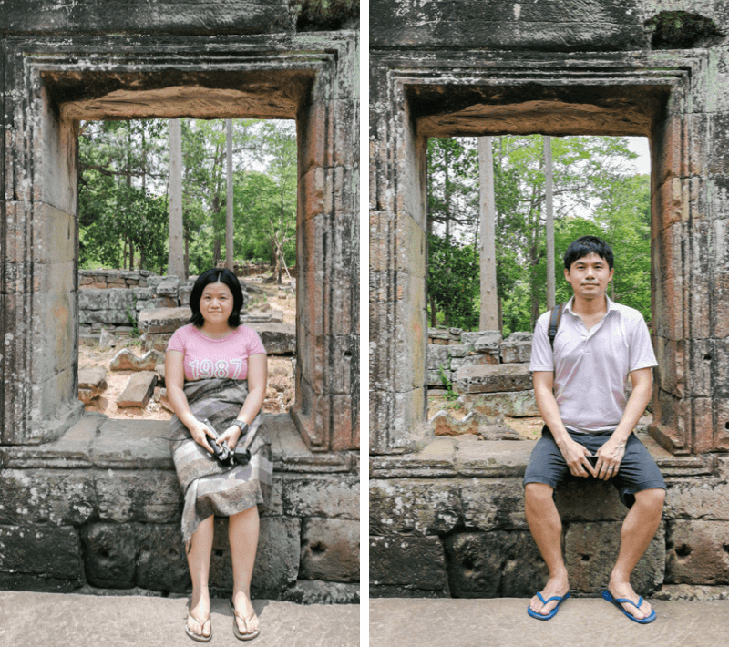 Explore Banteay Kdei Temple