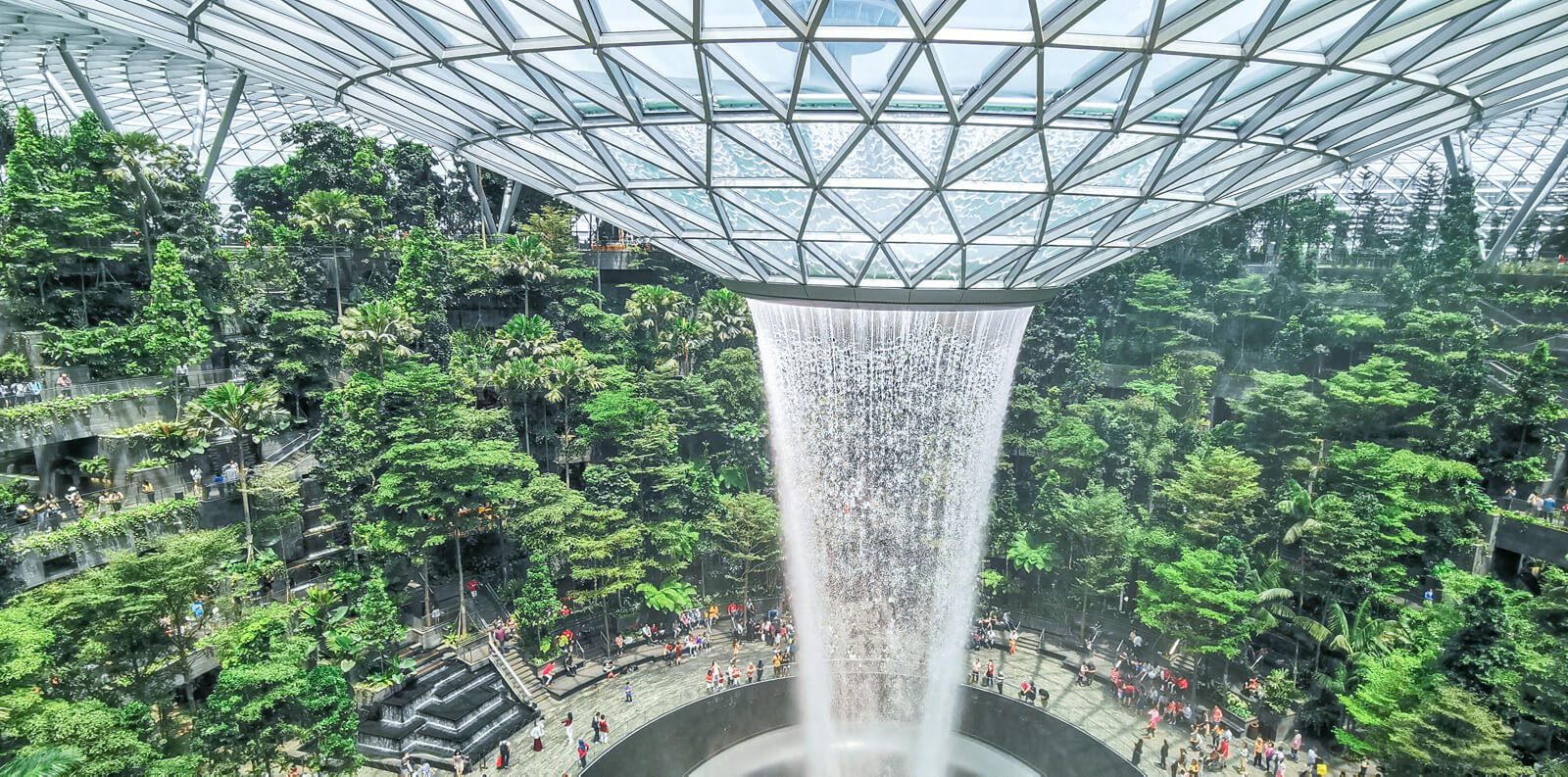 Complete Guide to Canopy Park in Jewel Changi Airport, Singapore