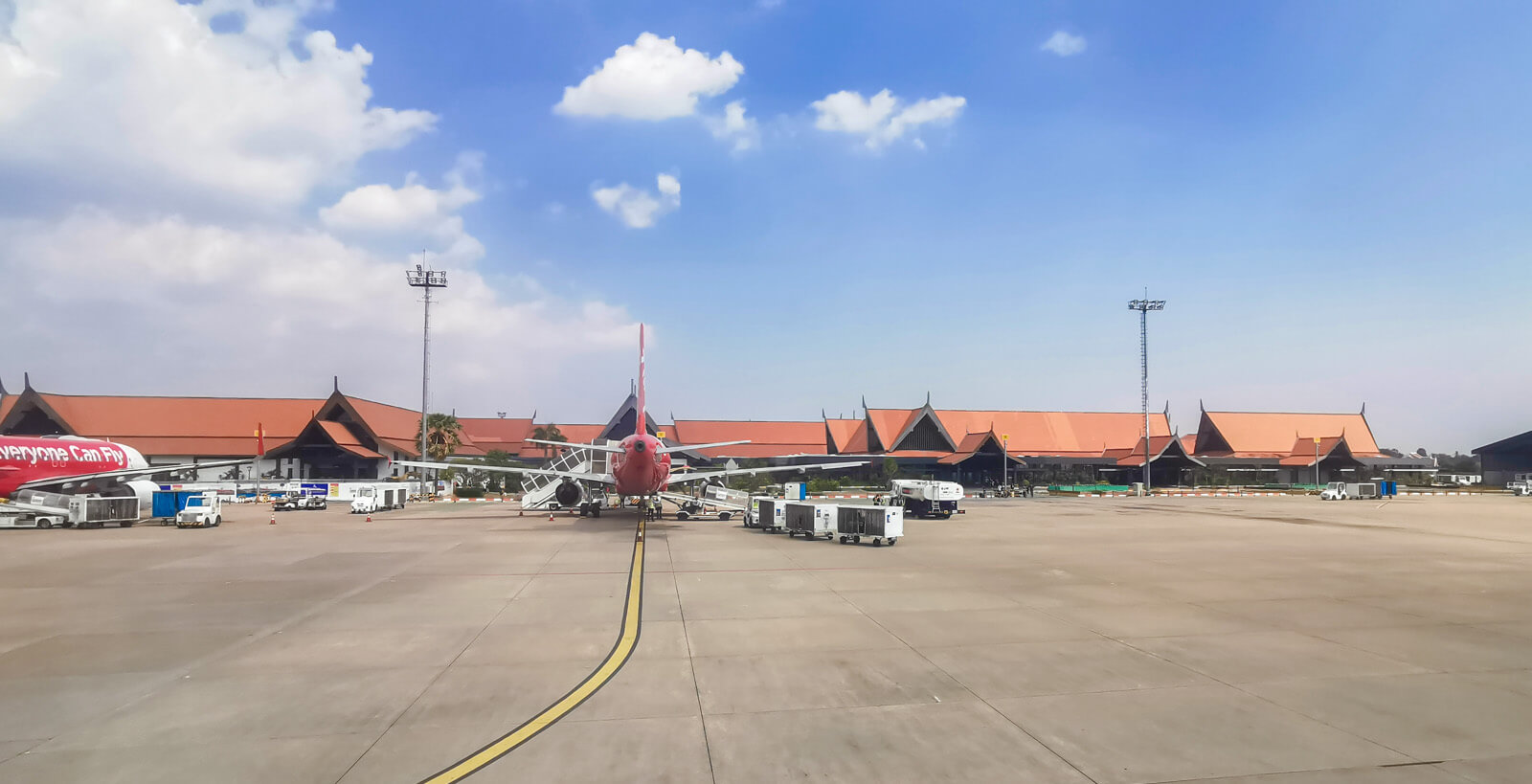 Siem Reap International Airport, Cambodia