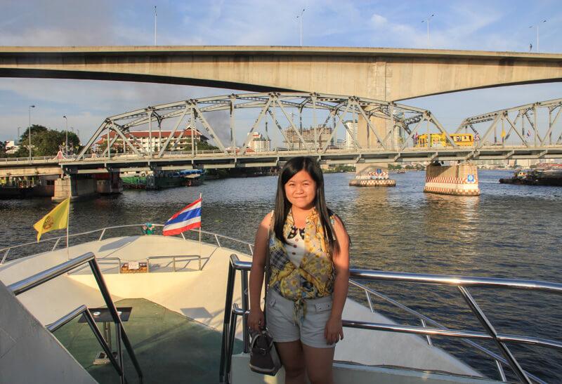 Bangkok Chao Phraya Princess River Cruise