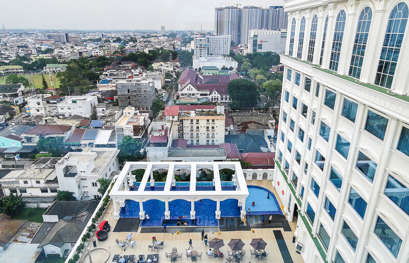 Adimulia Hotel Medan Review - Room View
