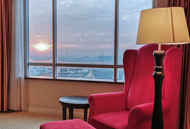 Adimulia Hotel Medan Review - Room View