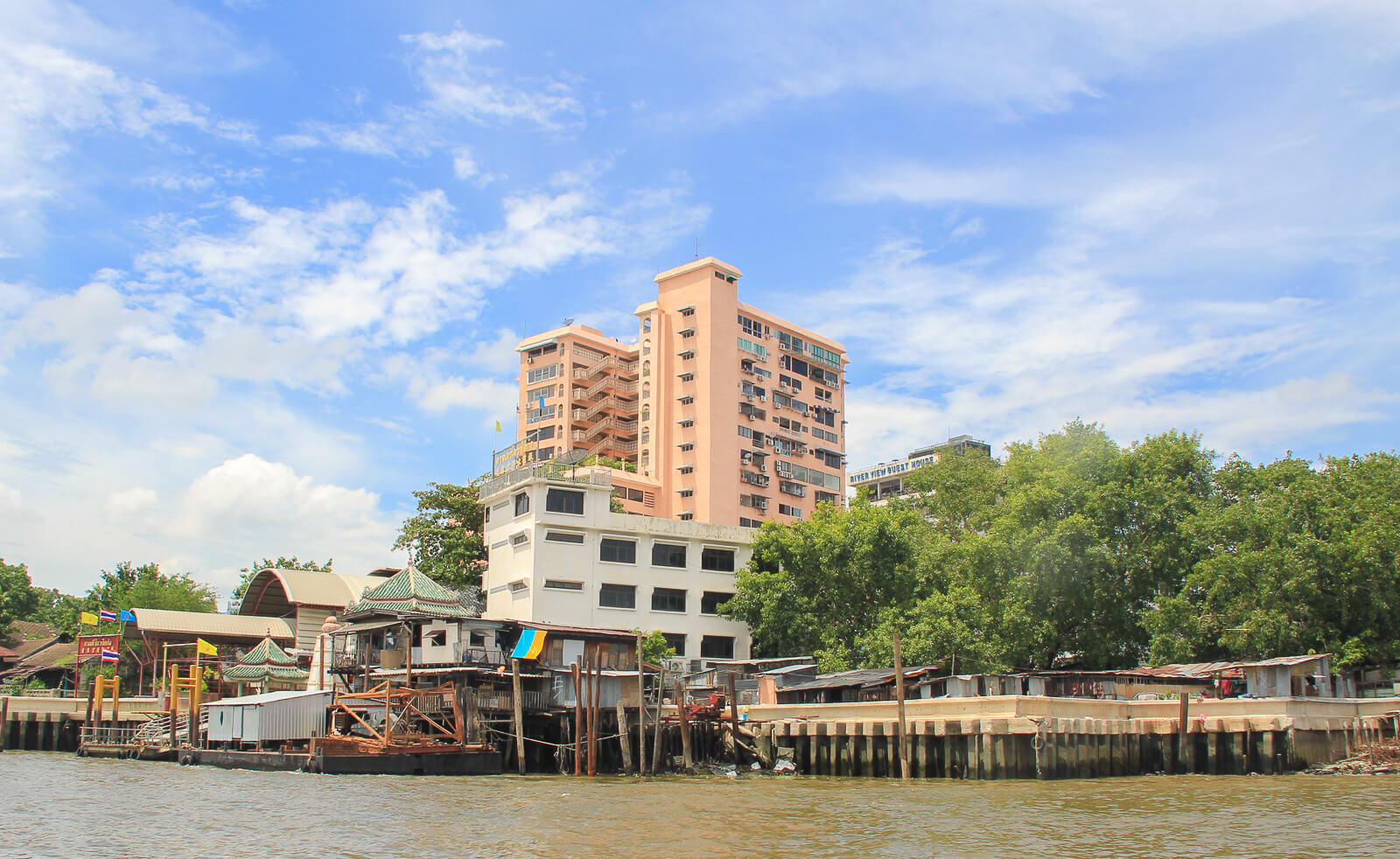 How to Get Around Bangkok by Boat