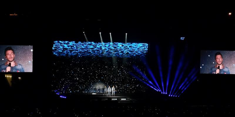 Westlife Twenty Tour Singapore