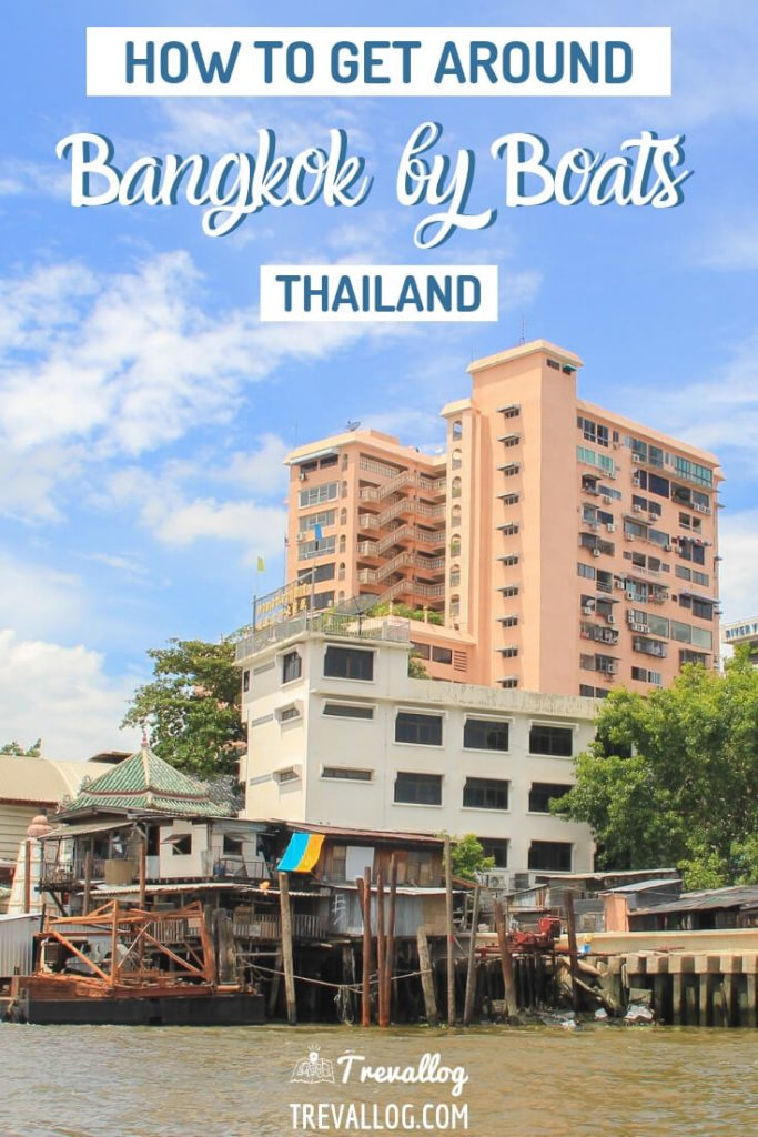 How to Get Around Bangkok by River Boat and Ferry