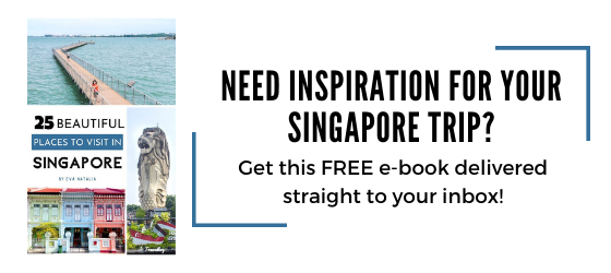 25 Beautiful Places in Singapore - Trevallog