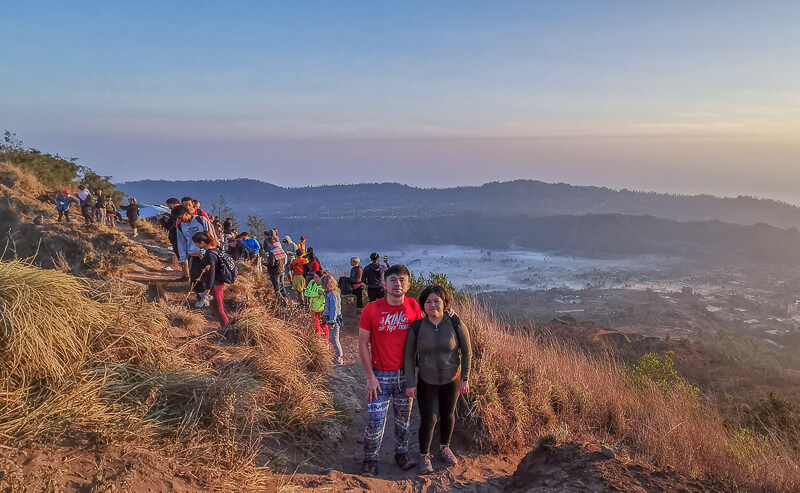 Hiking Mount Batur in Bali - Sunrise Trekking