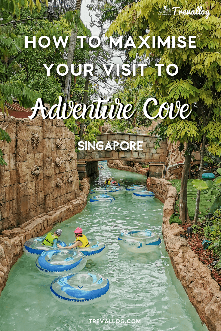 Maximise Visit to Adventure Cove