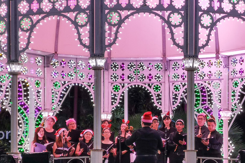 Christmas in Singapore - Christmas Wonderland Carols