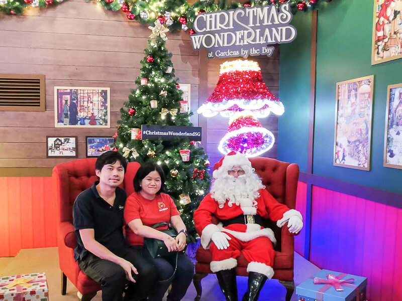 Christmas in Singapore - Christmas Wonderland Santa Workshop