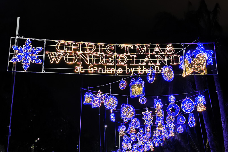 Christmas in Singapore - Christmas Wonderland