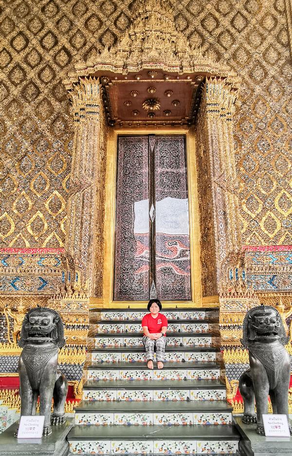 Bangkok Grand Palace Wat Phra Kaew