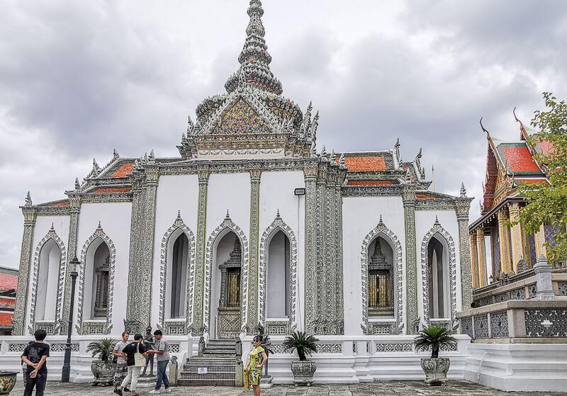 Wat Phra Wiharn Yod No 5