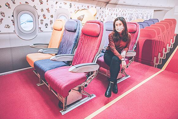 Christmas in Singapore 2020 - Changi Airport - Air tokidoki
