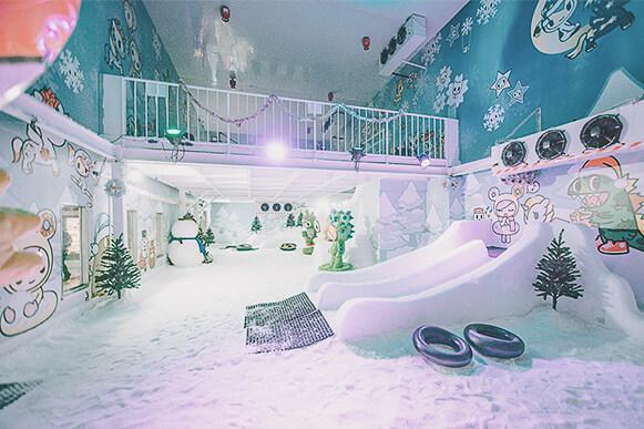 Christmas in Singapore 2020 - Changi Airport - tokidoki snow holiday