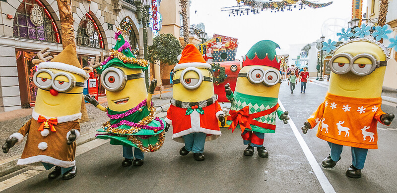 Christmas in Singapore 2020 - USS