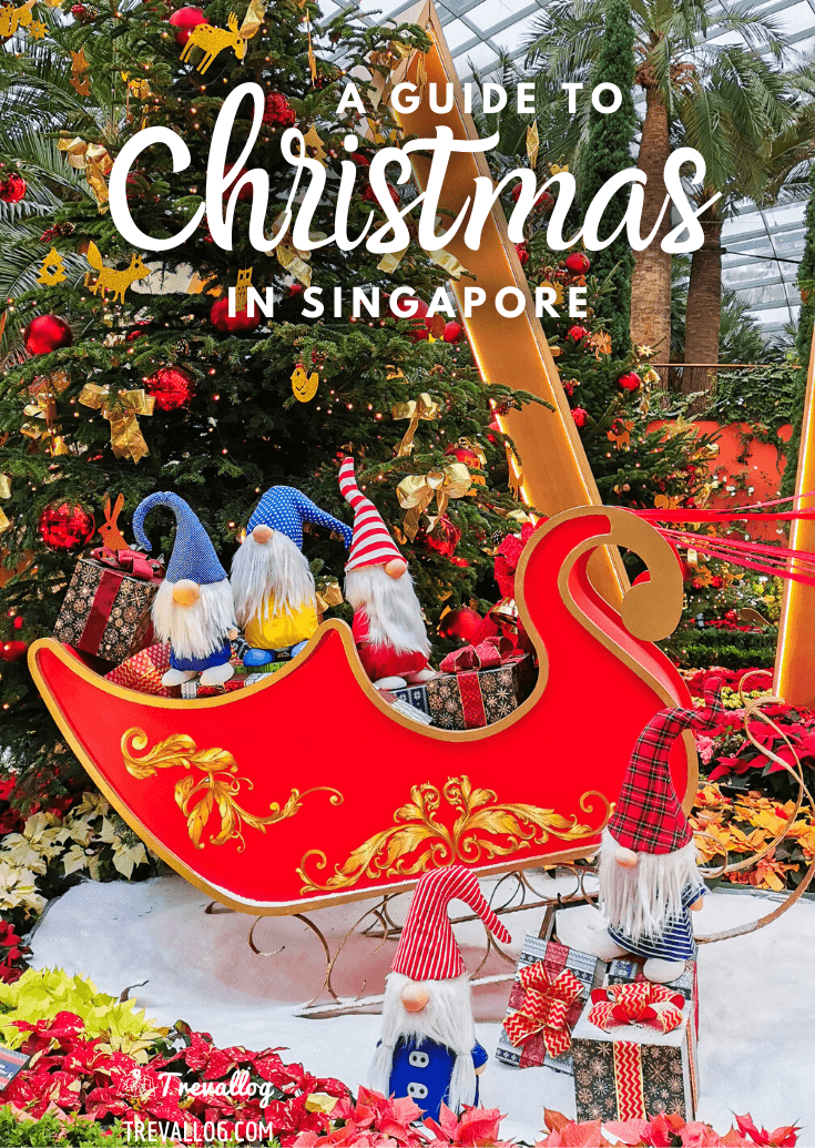 A Guide to Chasing Christmas Light Up in Singapore