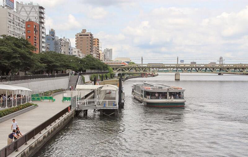 Tokyo Sumida River