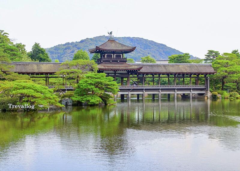Heian Shrine Garden